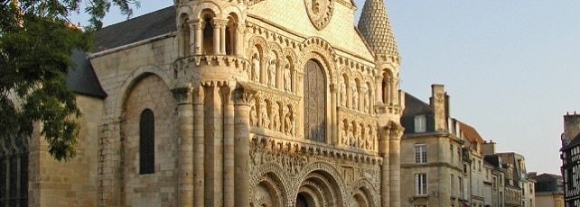 Poitiers França