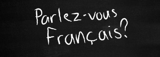 prova francês TCF DELF DALF