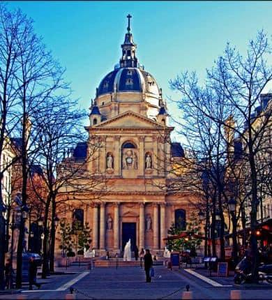 Cursos de verão da Paris-Sorbonne