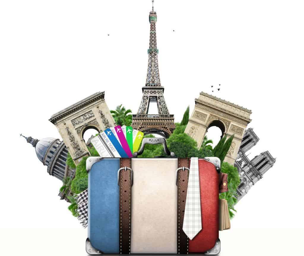 Porta de entrada para França