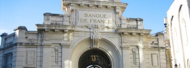 Área bancária França