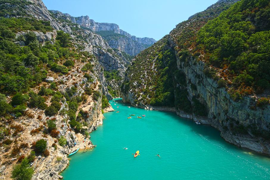 belezas naturais na França