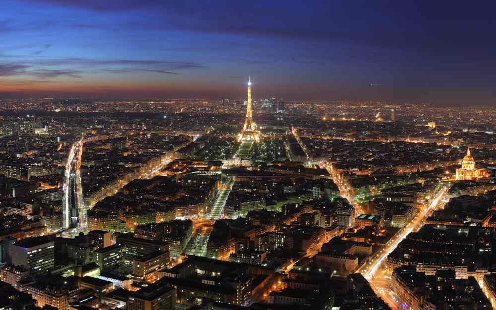 Super As 4 cidades mais populosas da França FL05