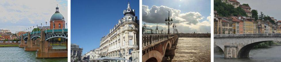 cidades para estudar na França