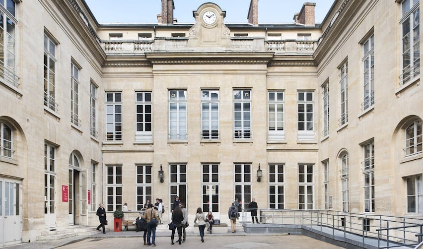 sciences po Paris França